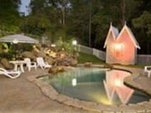 History Frangipani Pool