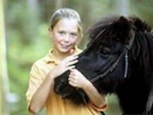 History Girl and Pony