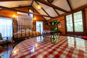 Jacaranda Cottage Bedroom Area 1920 x 1280